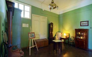 Музей анны ахматовой в фонтанном доме в санкт-петербурге