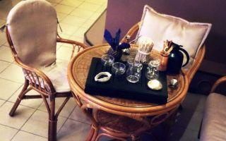 Кальянная индиго — хороший чай и качественные кальяны в спб