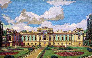 Вырицкие гобелены: колоритный сувенир из санкт-петербурга