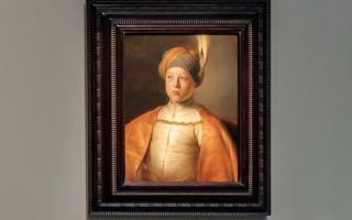 Выставка голландских художников в эрмитаже: лейденская коллекция