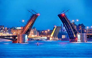 Тучков мост в спб и ближайшие достопримечательности