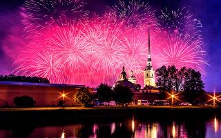 День города санкт-петербурга 2019: программа мероприятий