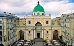 Католические церкви, храмы, базилики в санкт-петербурге
