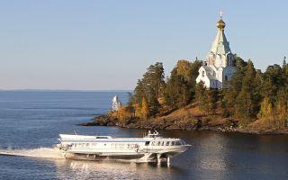 Туры на валаам: круизы на остров из санкт-петербурга