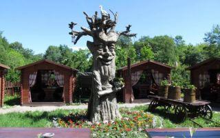 Парк сказок в санкт-петербурге: русский манчестер