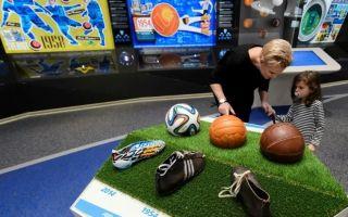Бесплатный музей футбола в санкт-петербурге
