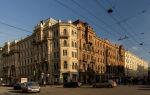 Доходный дом мурузи в санкт-петербурге: литейный, 24