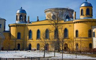 Чесменский дворец в санкт-петербурге: история