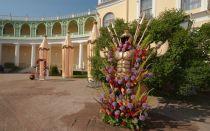 «императорский букет» – фестиваль цветов 2019 года