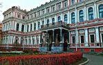 Николаевский дворец на площади труда в санкт-петербурге