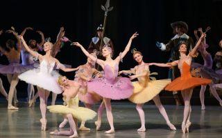 Балет «спящая красавица» в мариинском театре спб