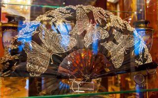 Музей искусства веера – уголок роскоши и фантазии