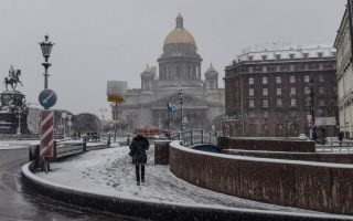 Хороша ли погода в спб в январе 2019 года для туристов?