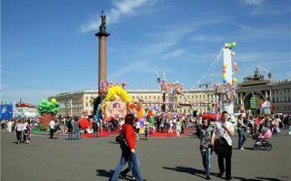 День защиты детей в санкт-петербурге — 1 июня 2019