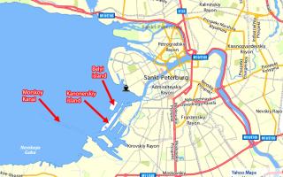 Канонерский остров в санкт-петербурге: как доехать