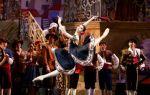 Спектакль «рождение сталина» в александринском театре