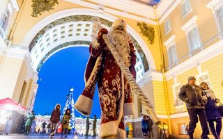 Новогодние мероприятия в санкт-петербурге на 2019 год