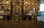 Андреевский собор в санкт-петербурге: иконостас (фото)