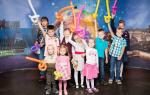 Где отметить день рождения ребенка в санкт-петербурге