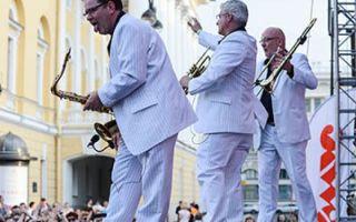 Международный день джаза 2019 в санкт-петербурге