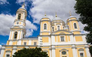 Где находится князь-владимирский собор в спб