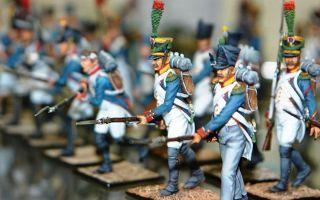Музей оловянных солдатиков в спб