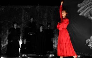 Спектакль «гроза» могучего в бдт: отзывы, фото, билеты