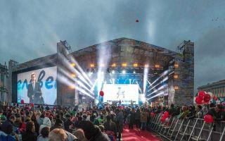 Кинофестиваль послание к человеку 2019 в санкт-петербурге
