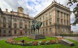 Мраморный дворец в санкт-петербурге: история, фото