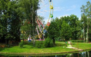 Бабушкин парк: место для прогулок, отдыха и развлечений