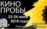 Билеты на летний рок-фестиваль кинопробы 2019