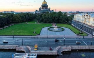 Сенатская площадь — российский символ свободы