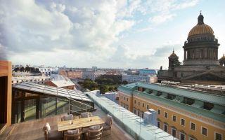 Апартаменты у исаакиевского собора с панорамным видом