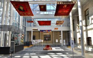 Музей политической истории санкт-петербурга на горьковской