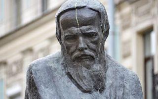 Петербург достоевского: его герои, музей, памятник