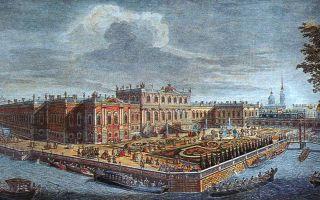 Питерский «версаль» – летний дворец елизаветы петровны