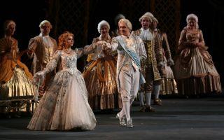 Опера «золушка» в михайловском театре: купите билеты онлайн
