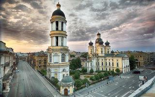 Владимирский собор в санкт-петербурге: достопримечательность в стиле барокко