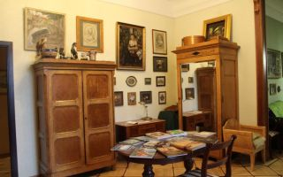 Музей-квартира бенуа на васильевском острове: адрес, режим работы