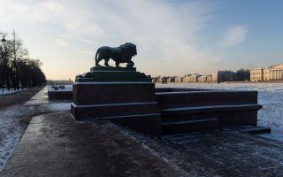 Адмиралтейская набережная: санкт-петербург для туристов