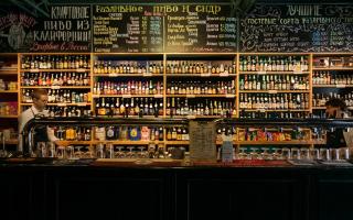 Крафт паб — самые лучшие сорта разливного пива в спб