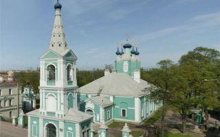 Сампсониевский собор в санкт-петербурге: фото и описание