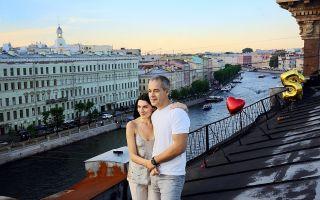 Романтические места санкт-петербурга для двоих