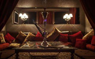 Кальянная hookah box — уютное место с авторским интерьером