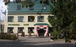 Green hotel – уютный мини-отель в петергофе, стоимость от 2 000 руб.