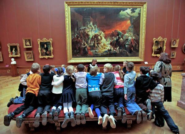 Лучшие музеи для детей в Санкт-Петербурге