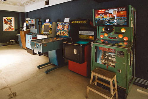 в для санкт-петербурге игровые купить кинотеатров автоматы